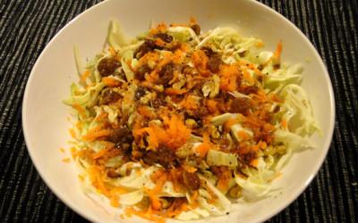 Σαλάτες Λάχανο-Καρότο