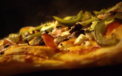 Τέλεια σπιτική πίτσα