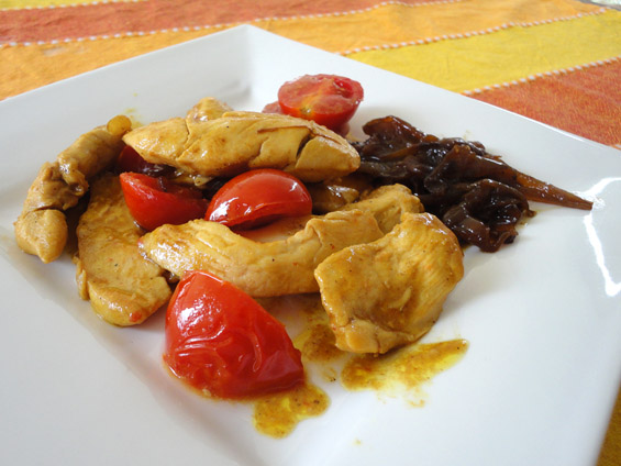ταϋλανδέζικο μπούρμα κάρυ