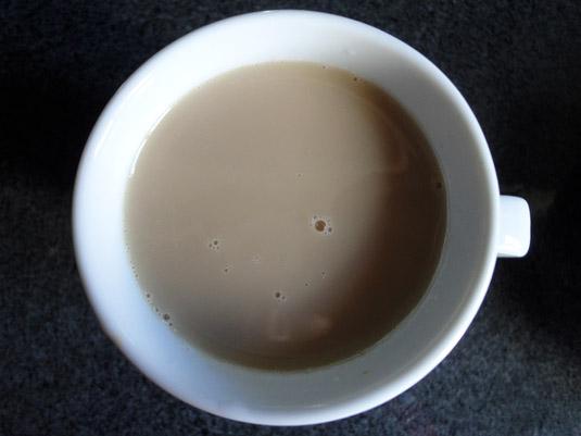 τσάι μασάλα στο φλυτζάνι