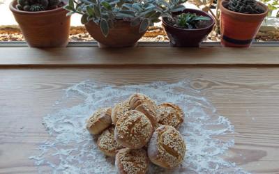 Εύκολα ψωμάκια