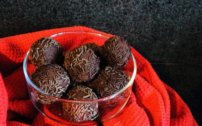 Σοκολατένια τρουφάκια