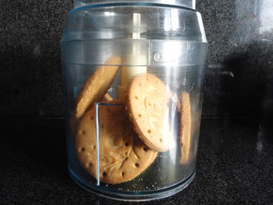 μπισκότα στο μούλτι
