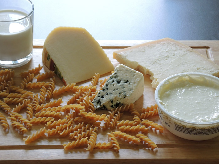υλικά για βίδες με 4 τυριά