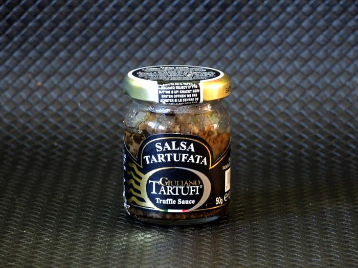σάλτσα τρούφας μανιτάρι