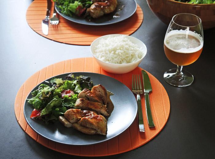 Φιλέτο κοτόπουλο γεμιστό με φέτα
