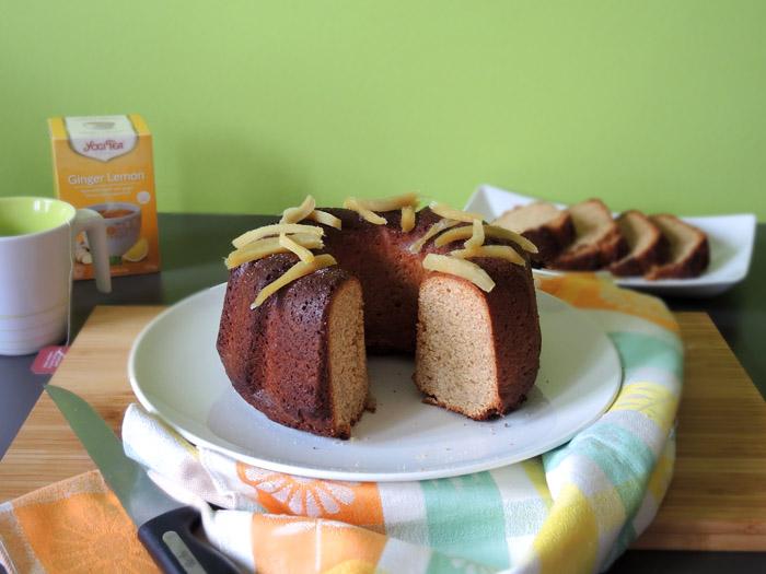 Κέικ με τζίντζερ