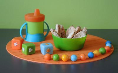 Μπισκότα οδοντοφυίας – για μωρά