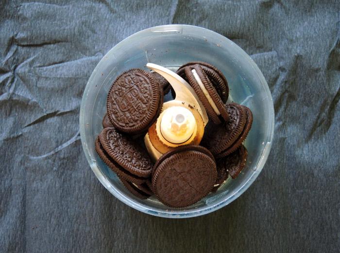 μπισκότα ορεο στο μούλτι