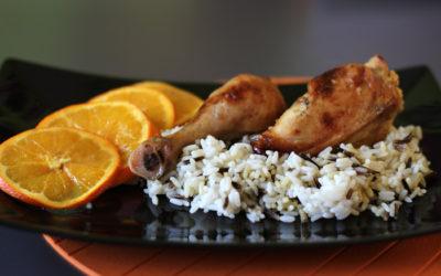 Κοτόπουλο αλ οράνζ