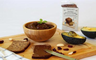 Άλειμμα σοκολάτας με αβοκάντο