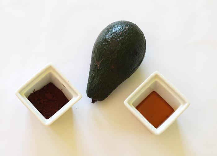 υλικά για αλειμμα σοκολατα αβοκάντο
