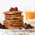 pancakes ολικής με βρώμη κ γιαούρτι 700 a