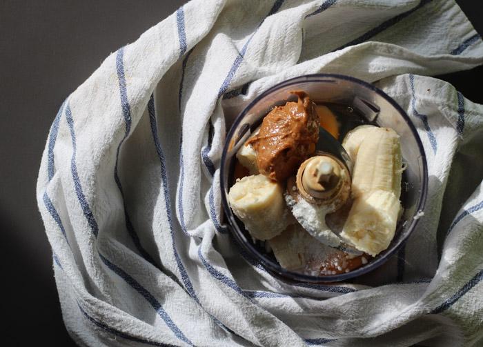 υλικά για τηγανίτες στο μούλτι