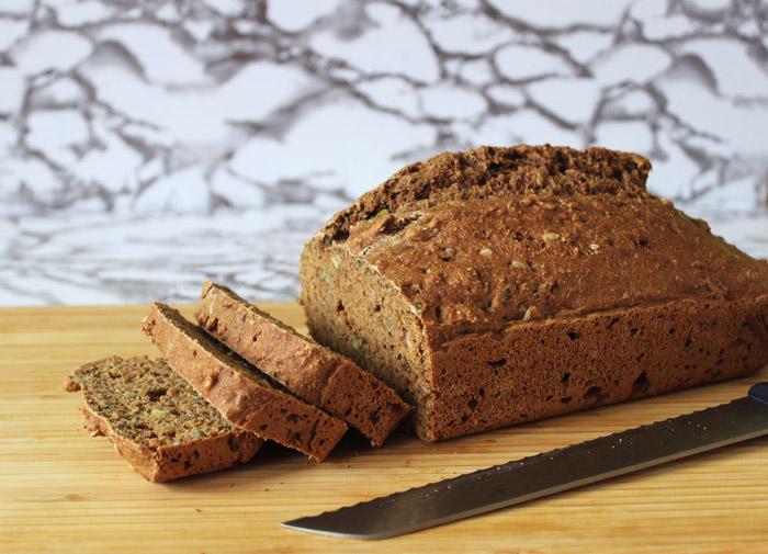 ψωμί σόδας σε φέτες